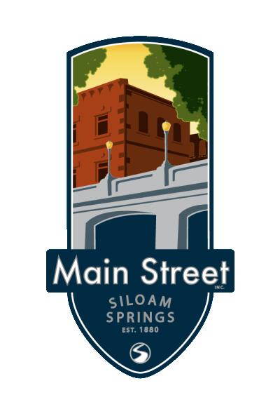 Main Street Siloam Springs Logo