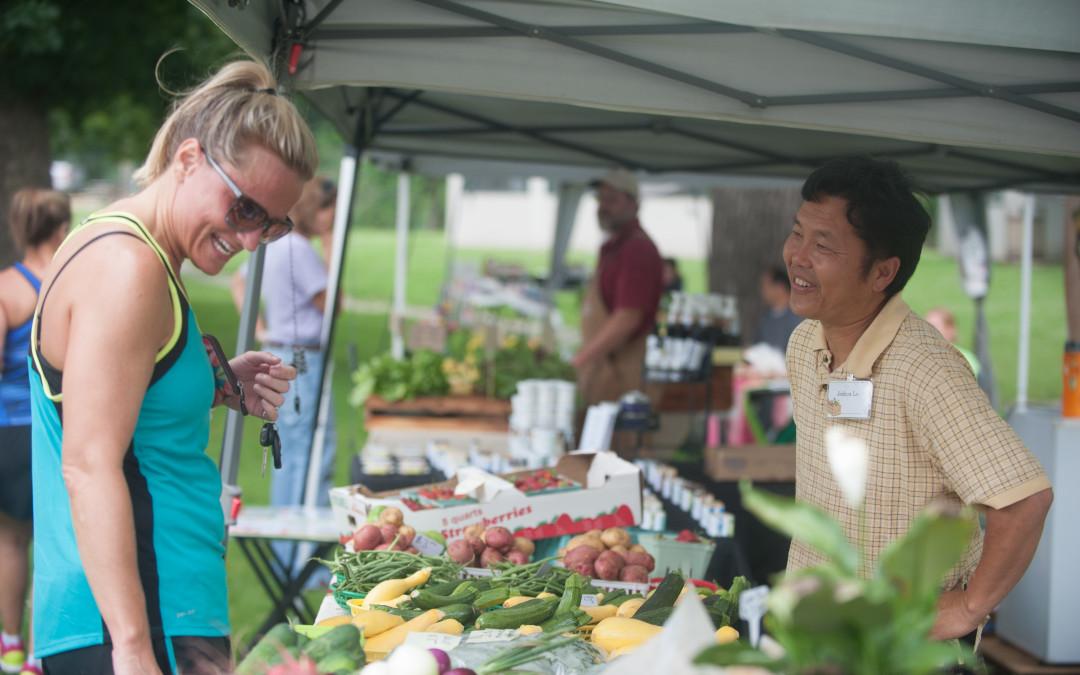 Siloam Springs Downtown Farmers Market