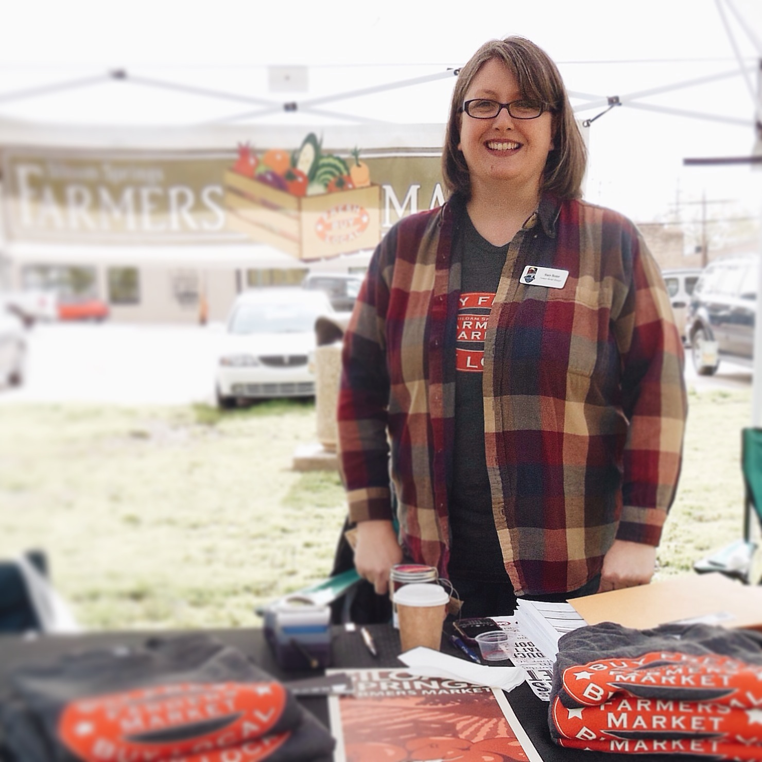 Siloam Springs Farmers Market Manager Photo