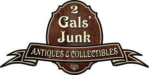 2 Gals Junk sign-logo