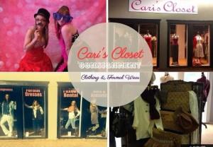 Caris Closet logo