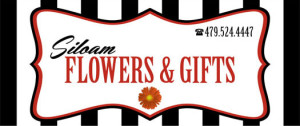 Siloam Springs Flower Logo